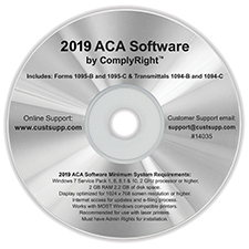 Picture of ACA Software by ComplyRight