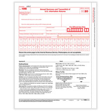 Picture of 1096 Transmittal