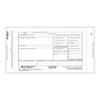 Picture of W-2 4-Part 1-Wide Continuous Self-Mailer