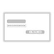 Double Window Envelope W-2/1099R