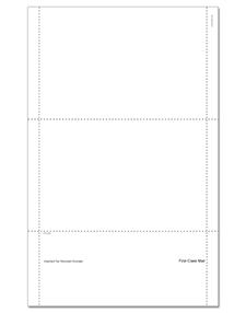 1095-B & C Health Coverage Pressure Seal Blank