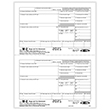 Picture of W-2 2-Up Employee Copies 2 & C