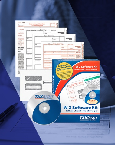 w-2 paper forms